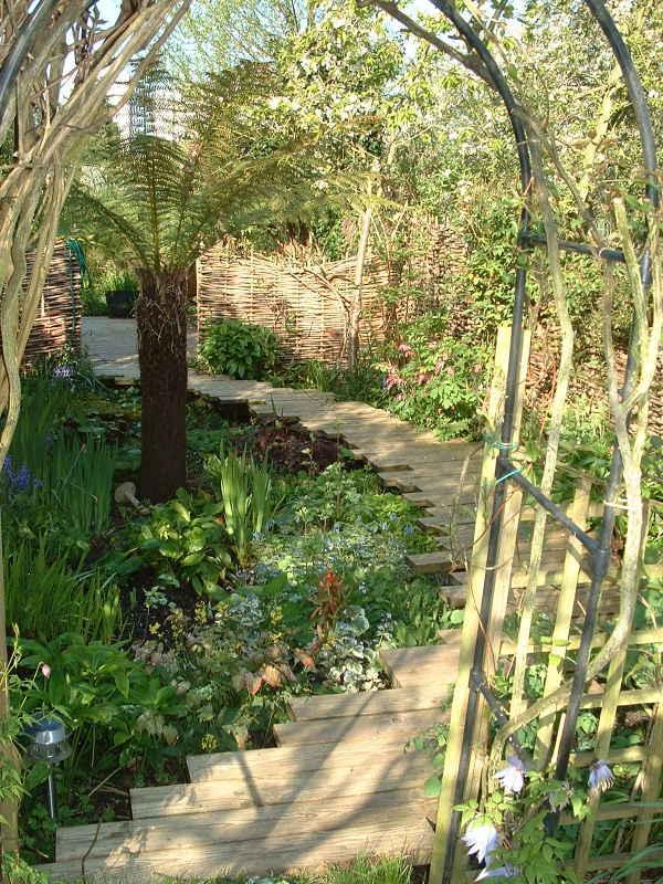 Garden 016 killen landscapes garden design bournemouth for Garden design bournemouth