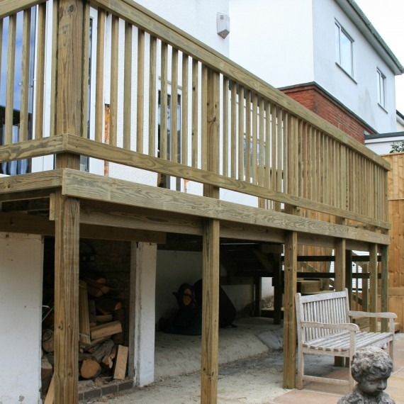 Timber Decking Services
