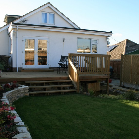 Timber Decking in Bournemouth