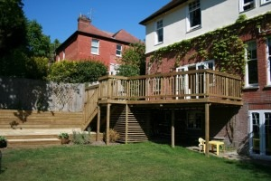 Timber Decking Bournemouth